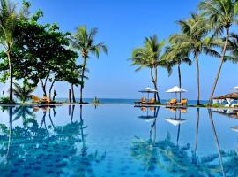 Hotel near Burma