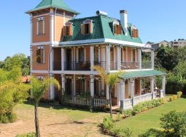 A picture of the hotel: Meva Guesthouse