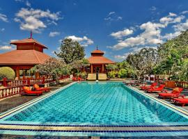 A picture of the hotel: Aureum Palace Hotel & Resort Nay Pyi Taw
