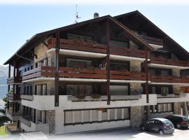 Hotel Photo: Immeuble Les Aiglons