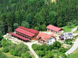 Hotel near Wolfsberg