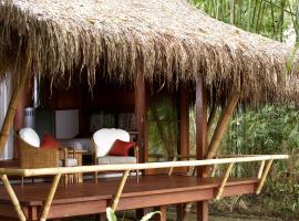 Hotel near Putao