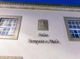 Hotel photo: Solar Sampaio e Melo