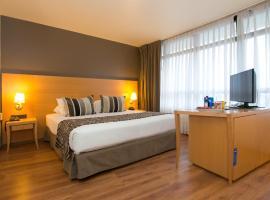 Hotel photo: Tryp Montevideo Hotel