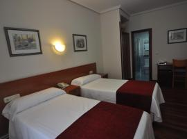 Фотографія готелю: Pension Alameda