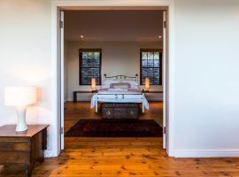 Hotel photo: Thalassa Cottage at 1 Castle Rock