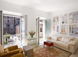 A picture of the hotel: Apartamentos Alemanes Gradas Luxury