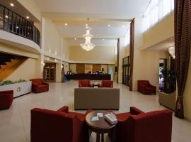 A picture of the hotel: Ramada by Wyndham Houston Intercontinental Airport East