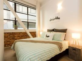 Hotel photo: TOWNY - Central Retreat 2 Bedrooms