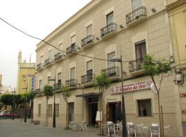 酒店照片: Hotel Nacional Melilla