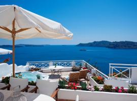 Hotel photo: Oia Villa Clio