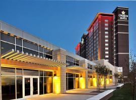 A picture of the hotel: Overton Hotel and Conference Center