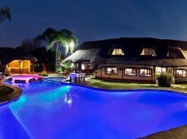 Hotel near Otjiwarongo