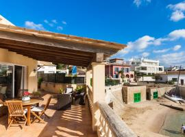 Hotel photo: House with sea access in Puerto de Andratx