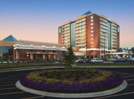 Hotel photo: Embassy Suites Charlotte - Concord/Golf Resort & Spa