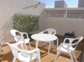 Hotel Foto: Ático con terraza en la Jota