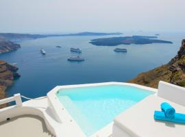 A picture of the hotel: Aqua Mare Luxury Suites