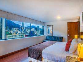 Hotel foto: Hotel Oceanía Bogotá