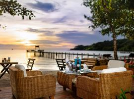 Hotel Photo: The Beach Natural Resort Koh Kood