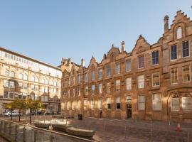 Hotel photo: Glasgow City Flats - Merchant City