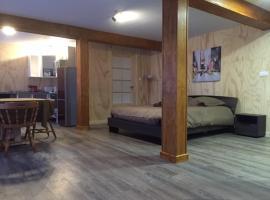 Hotel near Saint Pierre and Miquelon