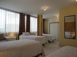 Hotel near Cochabamba