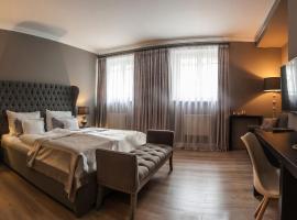 Hotel near Pilzno