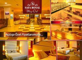 Фотография гостиницы: Safa Royal Museum Hotel