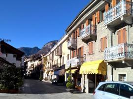 Hotel photo: Mansarda Via Chanoux