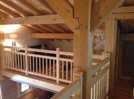 Hotel Photo: Chalet Marie Blanche
