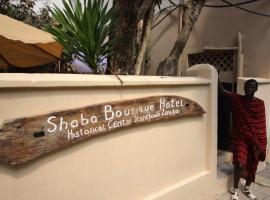 Hotel photo: Shaba Boutique Hotel