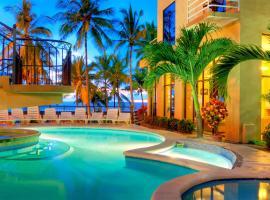 A picture of the hotel: Balcon del Mar Beach Front Hotel