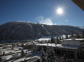 A picture of the hotel: Apartment In Center Of Davos