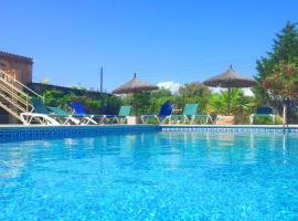 Hotel Photo: Finca Sombrilla - Campos