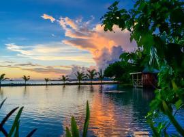 Hotel near Samoa