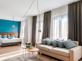 Hotel photo: Aparthotel Residence Agenda
