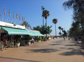 Hotel Photo: Frontbeach apartment in los Boliches