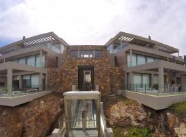 Hotel photo: Altamar, 2 bedroom, sea view 4PAX B7