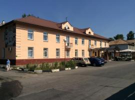 Hotel near Homel
