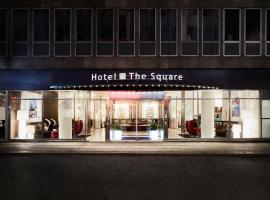A picture of the hotel: The Square