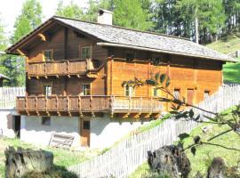 Hotel Photo: Almhütte Adlerhorst