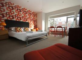 A picture of the hotel: Retro Boutique