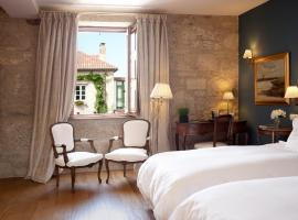 A picture of the hotel: A Quinta Da Auga Hotel Spa Relais & Chateaux
