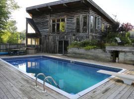 Hotel photo: The Blue Mountain Retreat