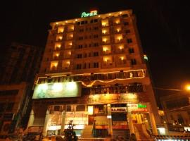 A picture of the hotel: Hotel Apex International