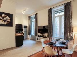 Hotel photo: Suite Gambetta Cosy et Design