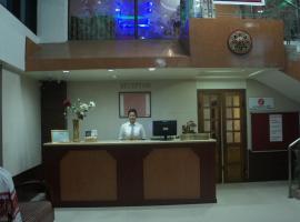 Хотел снимка: Hotel Lilawati Grand