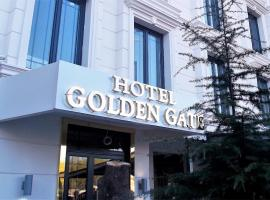 Hotel Photo: Golden Gate Hotel Topkapı