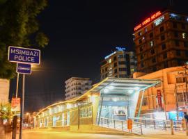 Hotel near Dar es Salaam