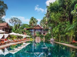 Hotel near Cambodja